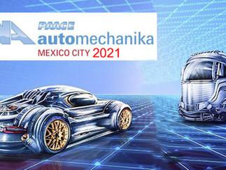 Se cancela INA PAACE Automechanika Mexico City 2020