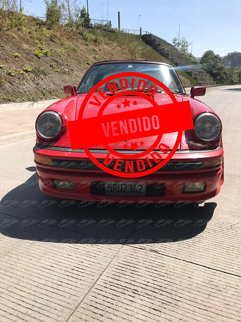 Porsche 911 Targa  (1981)