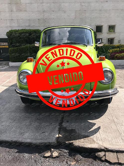 Volkswagen Súper Beetle convertible (1973)