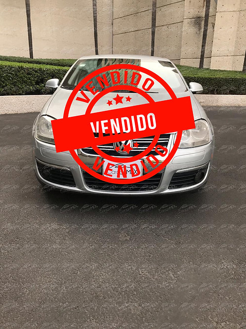 VW Bora Blindado (2010)