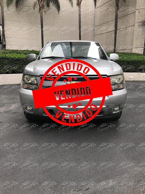 Chevrolet Suburban 4x4 Blindada Nivel 3 (2008)