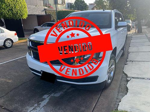 Chevrolet Tahoe Blindada Nivel 3 Plus (2015)