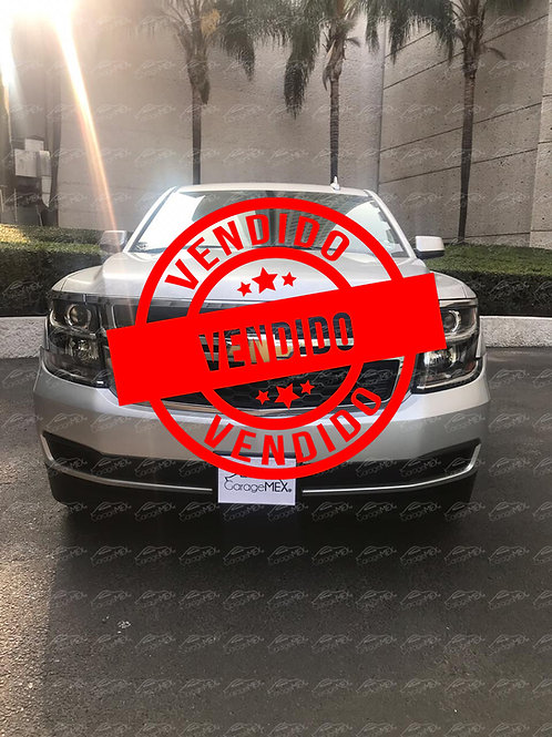Chevrolet Suburban LS (2019)