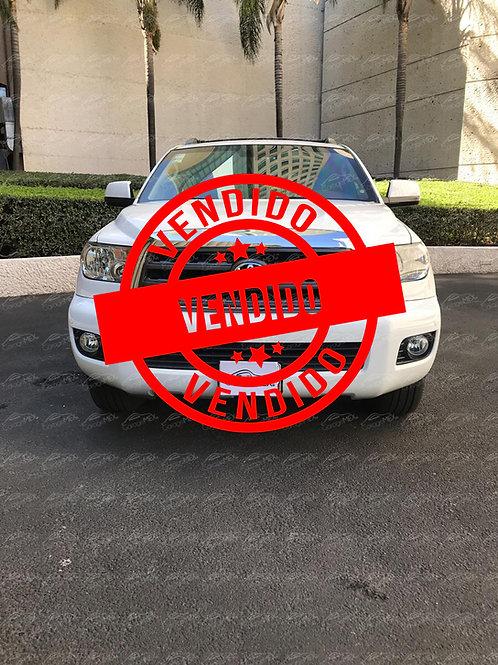 Toyota Sequoia Blindada Nivel 3 (2011)