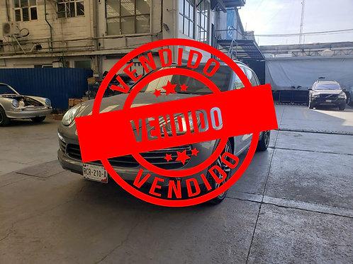 Porsche Cayenne Blindada Nivel 3 (2014)