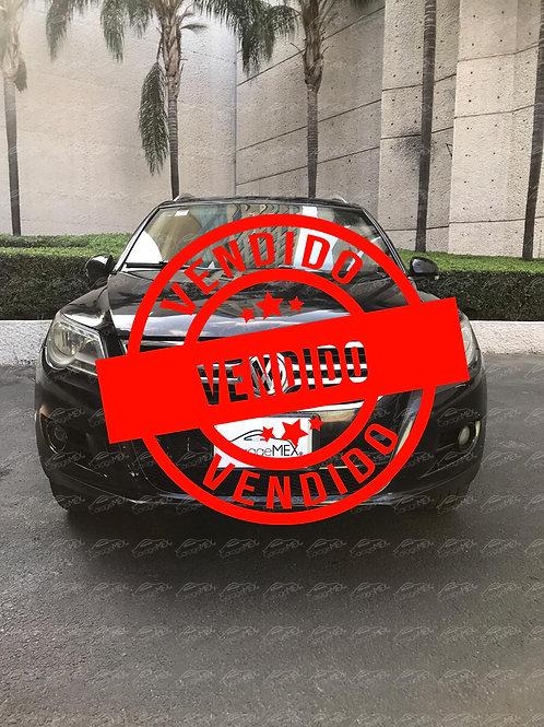 Volkswagen Tiguan Blindada Nivel 3 (2010)