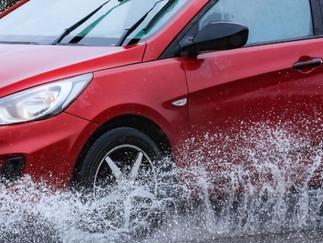 Evita accidentes automovilísticos en temporada de lluvias