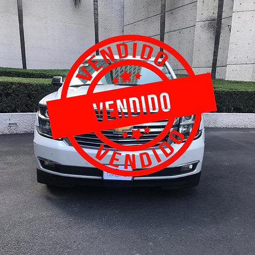 Chevrolet Suburban LTZ 4x4 (2016)