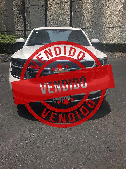 Chevrolet Suburban Blindado (2016)