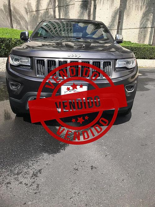 Jeep Grand Cherokee Limited 4x4 Blindado (2016)