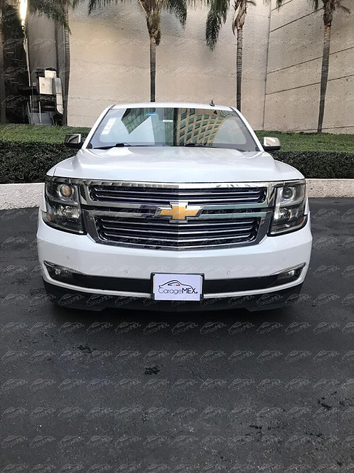 Chevrolet Suburban Blindada Nivel 3Plus (2016)