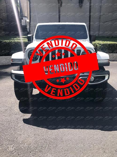 Jeep Wrangler GLADIATOR Blindado Nivel 3Plus (2020)
