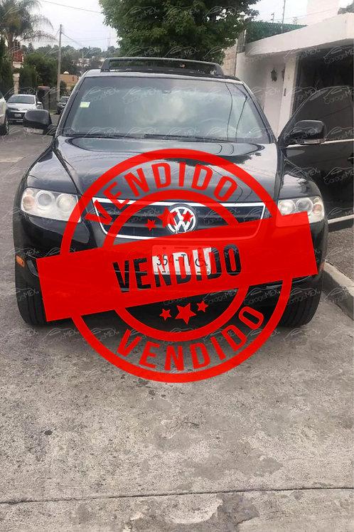 Volkswagen Touareg V6,Blindado (2006)