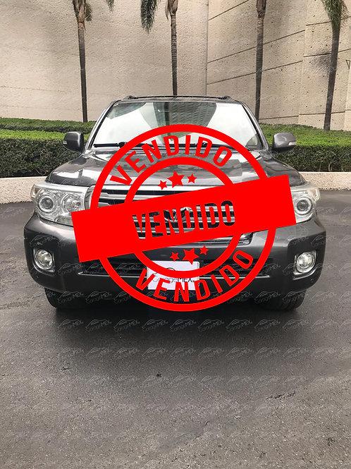 Toyota Land Cruiser Blindada Nivel 3 (2015)