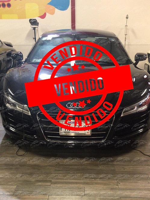 Audi R8 V10 Plus  (2014)