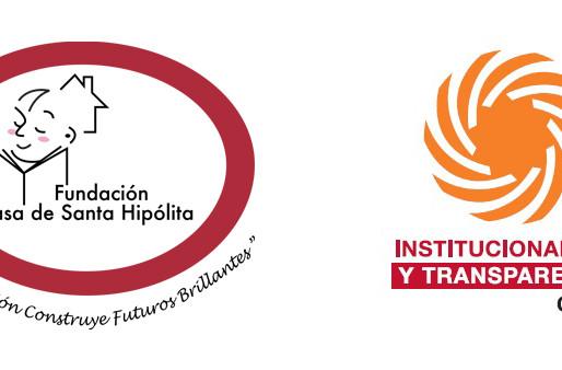 Nuestra fundación ha obtenido el nivel óptimo de Acreditación en Institucionalidad y Transparencia