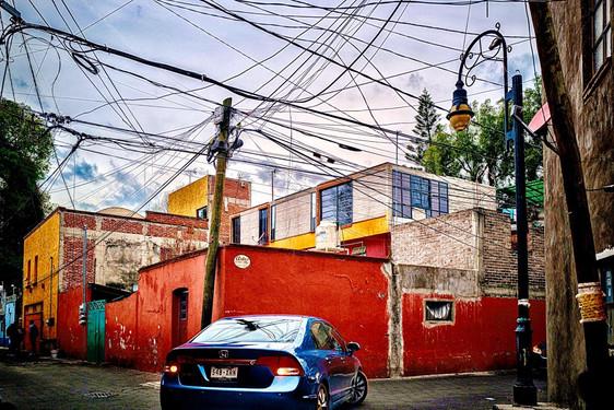 ¿Cómo a que hora se volvió tan bonito Coyoacán?