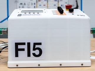 Ferrari presenta al FI5, un ventilador para ayudar a los pacientes con Covid-19
