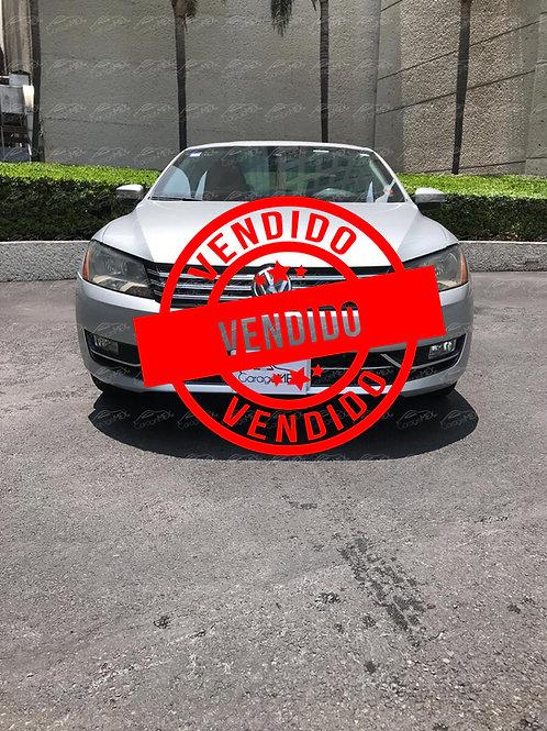 Volkswagen Passat Blindado Nivel 3 (2013)