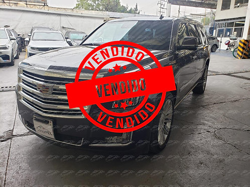 Cadillac Escalade ESV Blindada Nivel 3 (2016)