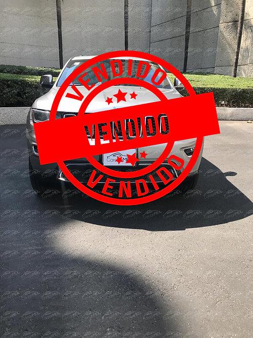 Jeep Grand Cherokee Limited  Blindada Nivel 3 (2017)