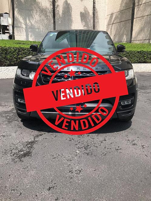 Range Rover Sport Supercargada (2017)