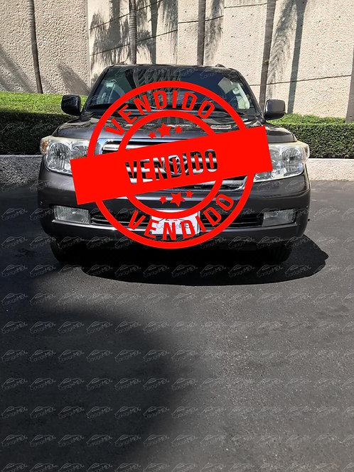 Toyota Land Cruiser 4x4 Blindada Nivel 4 (2008)