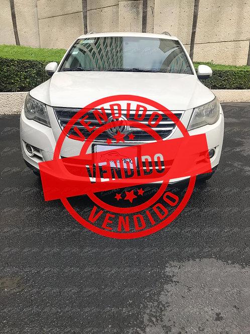 Volkswagen Tiguan, Blindado (2010)