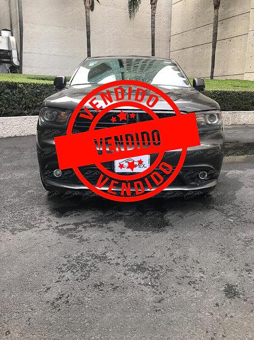 Dodge Durango RT  (2016)