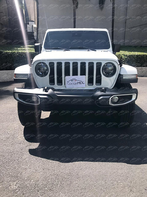 Jeep Wrangler GLADIATOR Blindado Nivel 3Plus (2020)