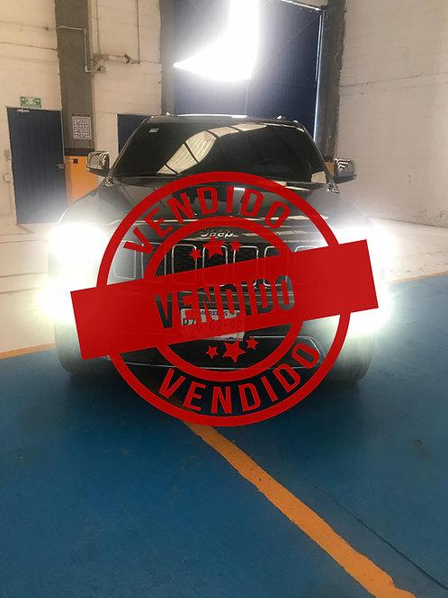 Jeep Grand Cherokee Limited V8 4x4 Blindado (2017)