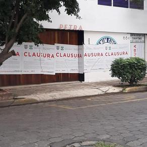 Sabemos quién es y dónde vive. Una crónica sobre Cuauhtémoc 68.