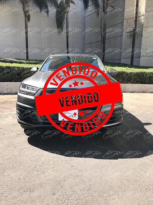 Audi Q7 Sline  (2018)