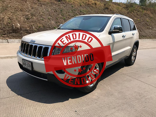 Jeep Grand Cherokee Limited V8, Blindado (2017)