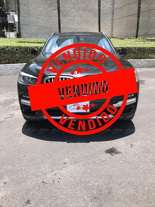 BMW X3 Híbrida Blindada Nivel 3 (2020)