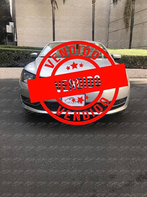 Volkswagen Passat Blindado Nivel 3 (2015)