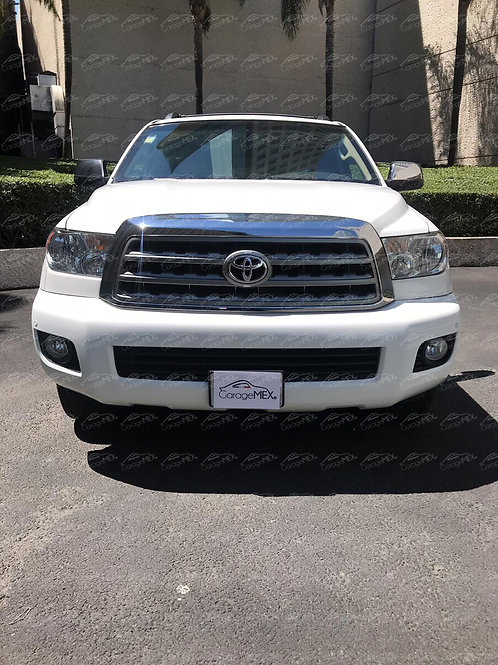 Toyota Sequoia Blindada Nivel 3 (2012)