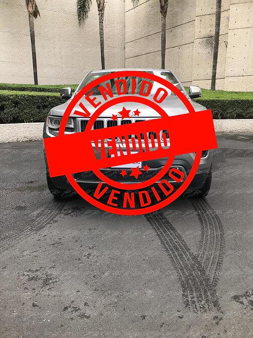 Jeep Grand Cherokee Limited, Blindada (2014)