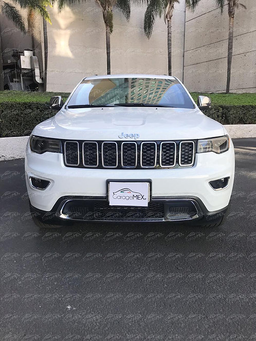 Jeep Grand Cherokee Limited Blindada Nivel 3 (2021)