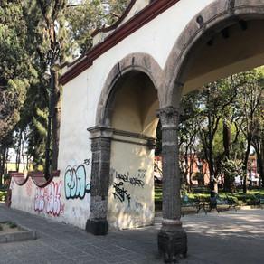 -CM- Arcos Atriales Coyoacán