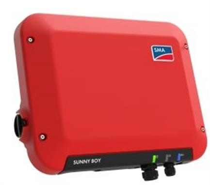 Inversor SMA Sunny Boy 2.5kW a 208-220V Webconnect Integrado
