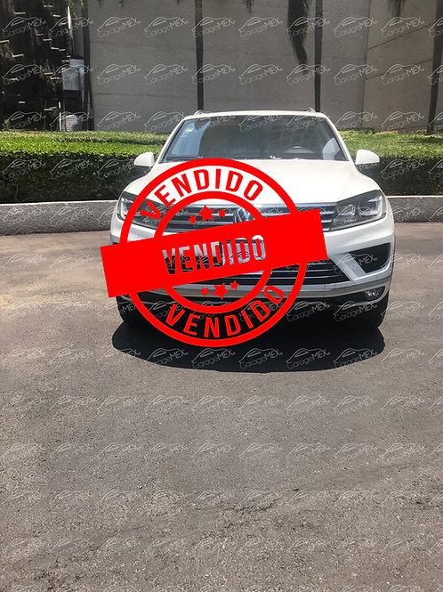 Volkswagen Touareg Blindada Nivel 3Plus (2015)