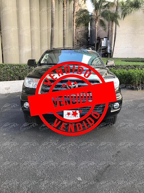 Toyota Sequoia Blindada Nivel 3 (2010)