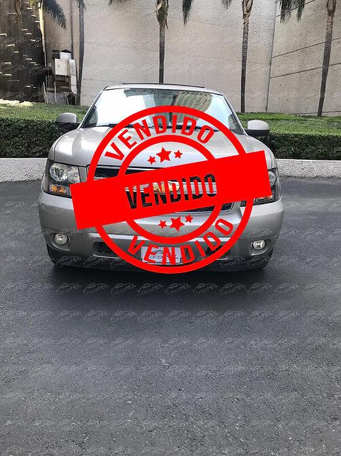 Chevrolet Suburban LTZ Blindada Nivel 3 (2007)