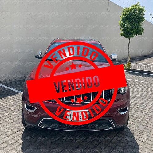 Jeep Grand Cherokee Limited V6 (2018)