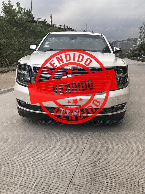 Chevrolet Suburban, Blindado (2015)