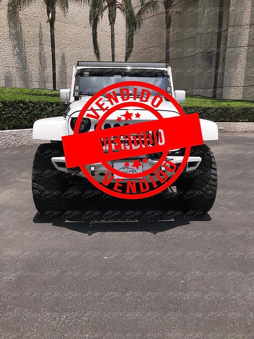 Jeep Wrangler RUBIKONG (2016)