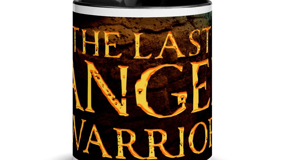 The Last Angel Warrior (Image) Mug with Color Inside
