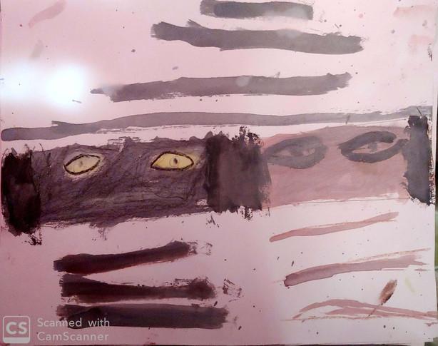 Artist Unknown 4th Grade  Mrs. Forte/Fregoso Leonardo Da Vinci Health Sciences Charter School