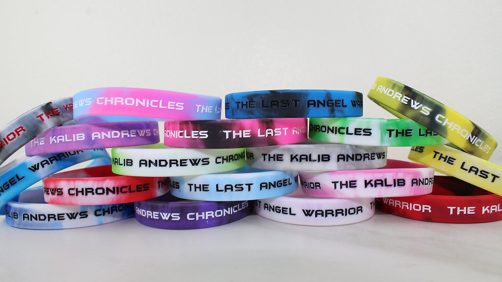 Last Warrior Wristband (3-PACK!!!)